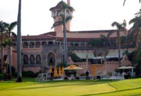 Residencia de Trump en Palm Beach sometida a limpieza tras tres casos de coronavirus