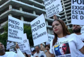 """Campaña pide salvar vida de """"presos políticos"""" en Venezuela ante COVID-19"""