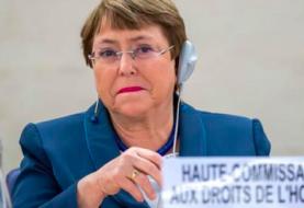 Bachelet pide flexibilizar sanciones a Venezuela por crisis sanitaria