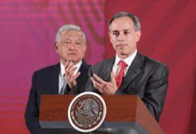México descarta hacer la prueba del COVID-19 a López Obrador