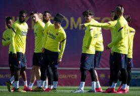 Jugadores del Barcelona se redujeron el sueldo en un 70 %