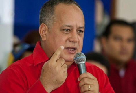 Diosdado Cabello reconoce que el chavismo hizo negocios con Alex Saab