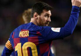 Messi sigue siendo el jugador con mayor ingresos en el planeta