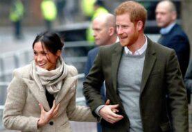 Meghan y Enrique se despiden de la realeza