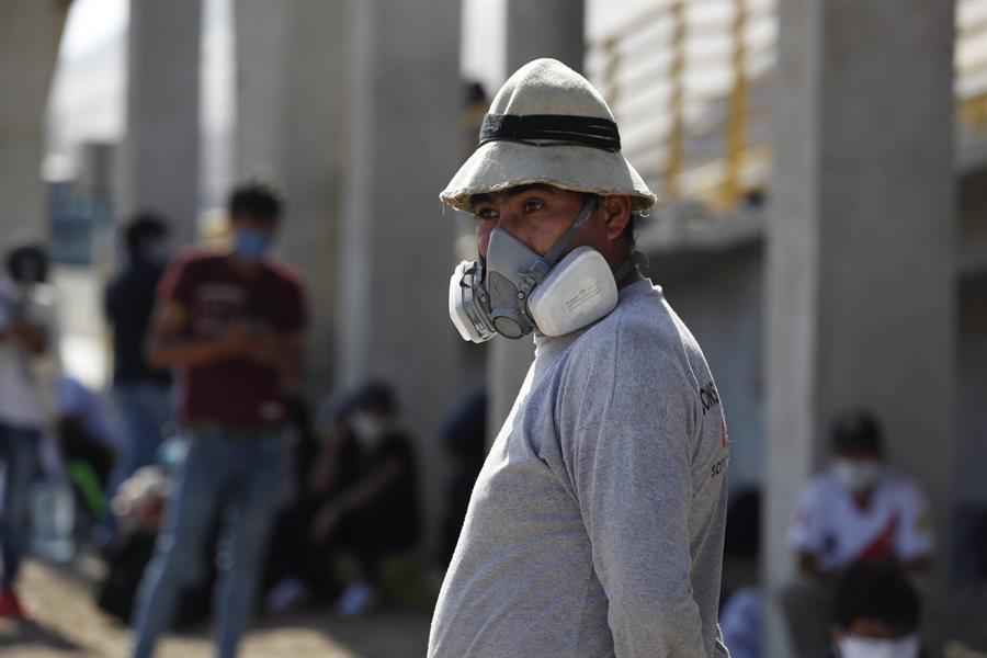 Perú se acerca a los 20.000 contagiados y supera los 500 muertos