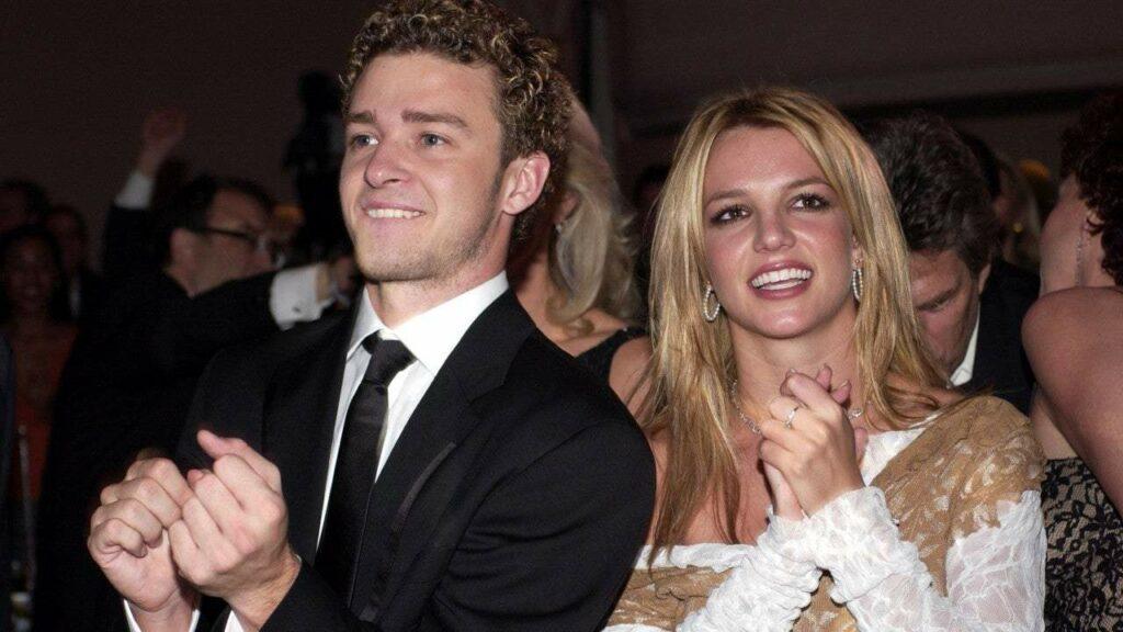 Justin Timberlake hace explotar las redes cuando habló de Britney Spears