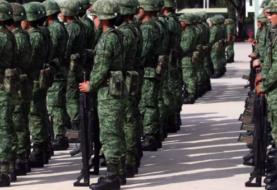 Despliegan militares en Ciudad de México tras retirar a policías por COVID-19