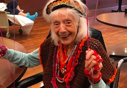Abuela sobrevive a gripe española, cáncer y ahora Covid