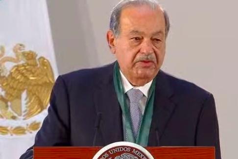Slim construirá el segundo tramo del Tren Maya de México