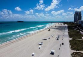 El COVID-19, un huracán sin viento en los Cayos de Florida