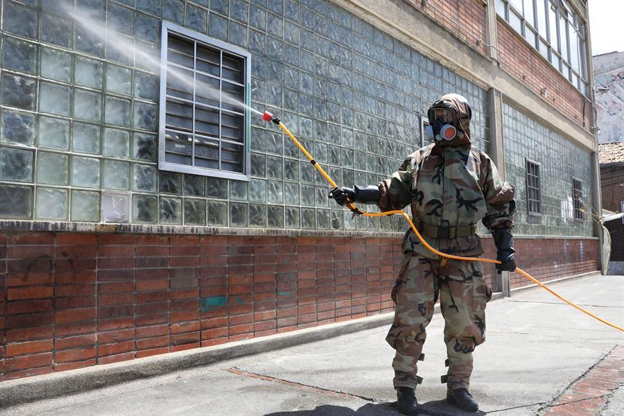 Colombia se acerca a 6.000 contagios de COVID-19
