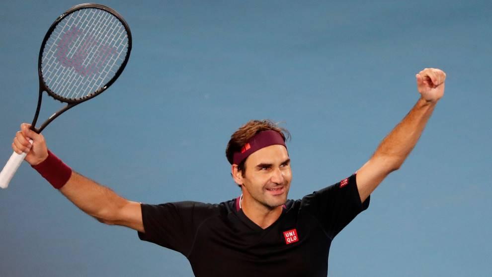 """Federer """"imagina"""" una fusión entre la ATP y la WTA"""