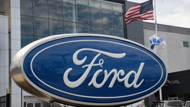 Ford anticipa más de 5.000 millones de pérdidas