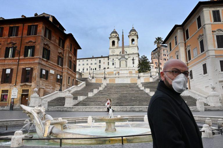Iglesia se enfrenta al Gobierno de Italia por prohibir aún las misas