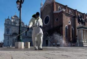 Italia registra 18.849 muertos por coronavirus