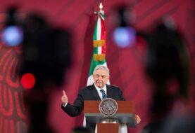 López Obrador subraya que caída del PIB fue menor a la pronosticada