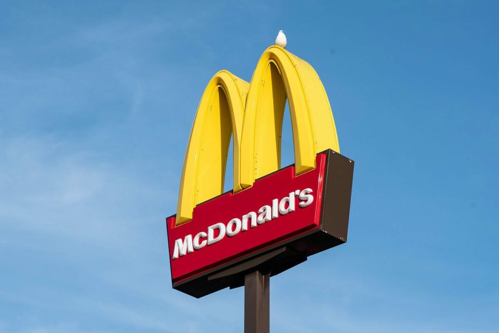 McDonalds gana 1.107 millones de dólares el primer trimestre
