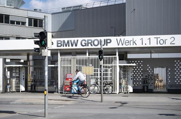 BMW reinicia la producción el 4 de mayo en Berlín y EEUU