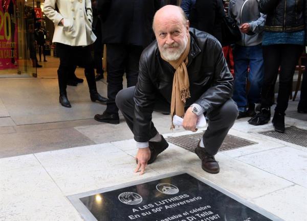 Muere Marcos Mundstock emblemático integrante de Les Luthiers