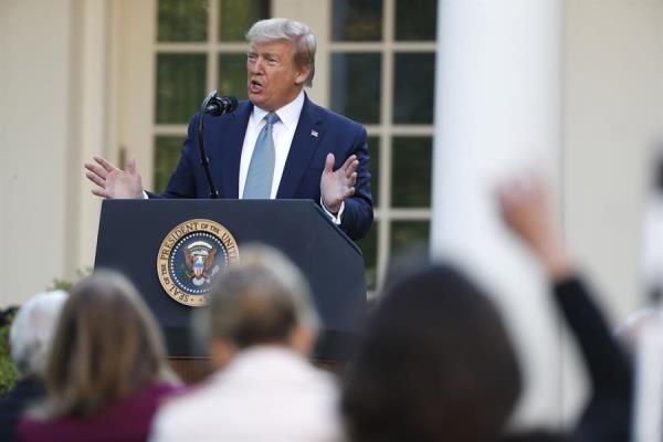 Fabricante de desinfectante y médicos rechazan el remedio de Trump