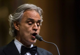 Andrea Bocelli tuvo el coronavirus y dona su plasma