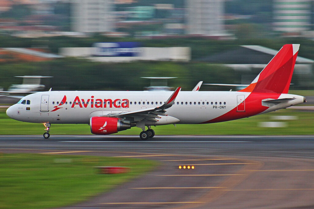 Avianca se acoge a ley de bancarrota en Estados Unidos por el COVID-19
