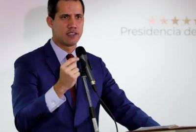 Guaidó pide un acuerdo político sin Maduro para salvar a Venezuela
