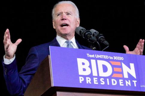 """Biden rechaza acusaciones de abuso sexual: """"No son verdad"""""""