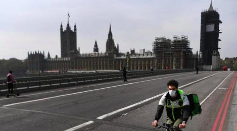 Reino Unido registra 627 muertos más por COVID-19, hasta 32.692 fallecidos