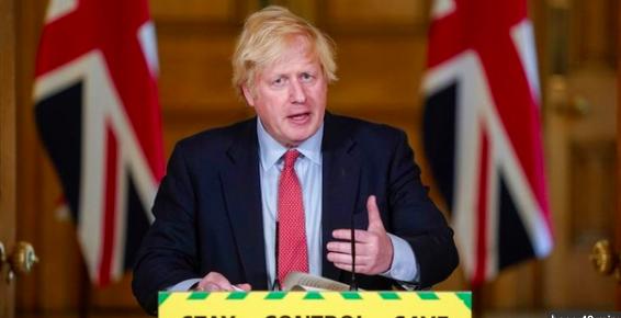 Johnson anuncia reapertura de mercados al aire libre desde el 1 de junio