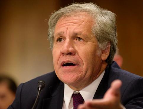 Almagro asume su segundo mandato en la OEA con promesas frente a la pandemia