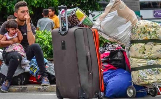 Cifra de venezolanos en Colombia desciende por primera vez en cinco años