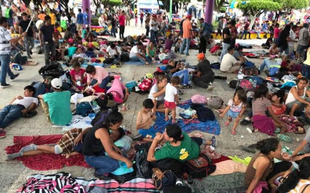 Crisis por COVID-19 ha agravado condiciones de migrantes en México