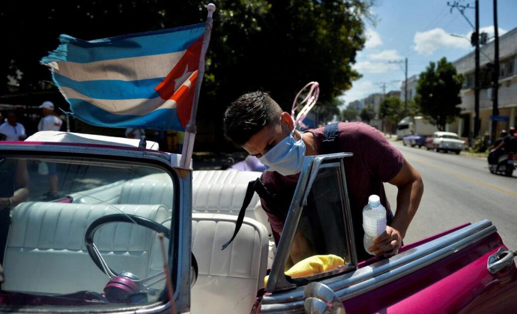 Cuba registra ocho nuevos casos y otro fallecido por COVID-19