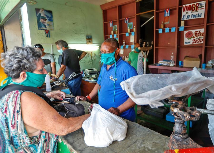 Cuba suma 9 casos más de COVID-19 y mantiene la tendencia a la baja