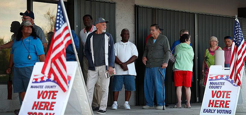 Demanda urge papeletas en español en áreas de Florida