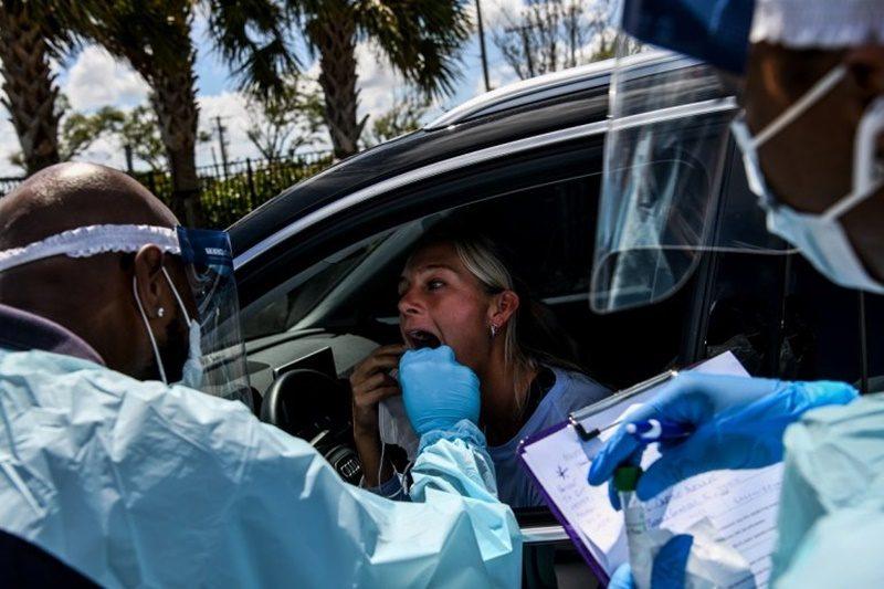 En siete días se registraron 5.479 nuevos casos de COVID-19 en Florida