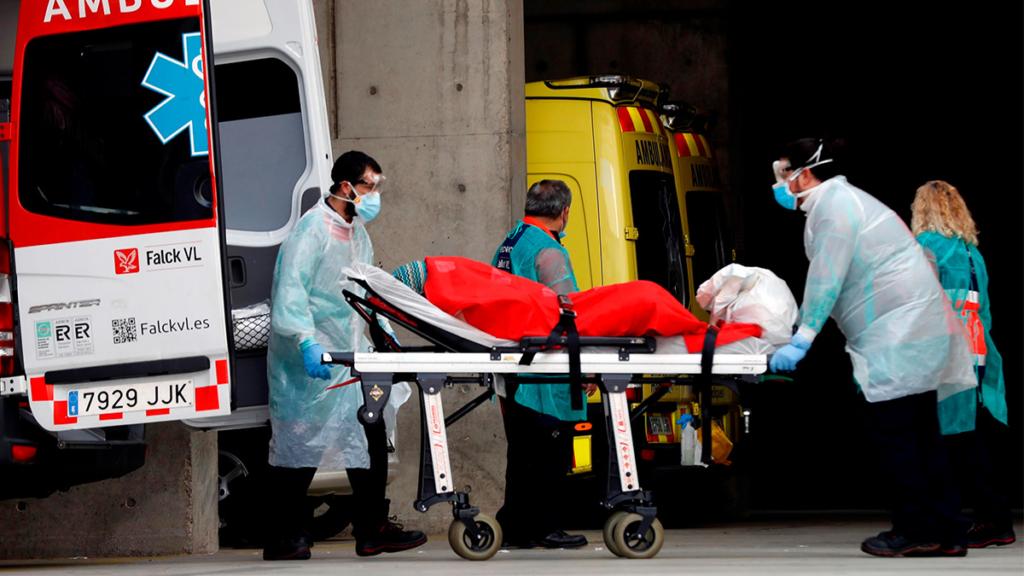 España: diez días de luto oficial en homenaje a las víctimas de la pandemia