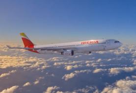 Iberia alcanzará en mayo los 80 vuelos operados de carga sanitaria