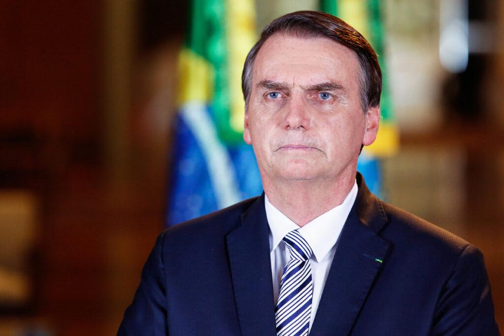 La mitad de los brasileños reprueba la gestión de Bolsonaro