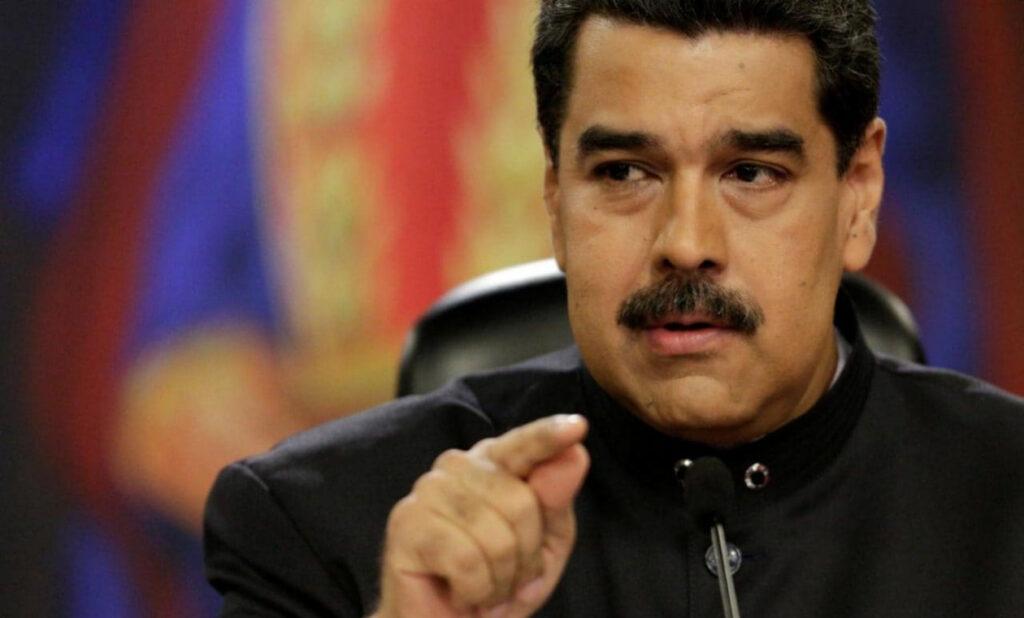"""Maduro llamó """"estafadores"""" a países que donan dinero a migrantes venezolanos"""