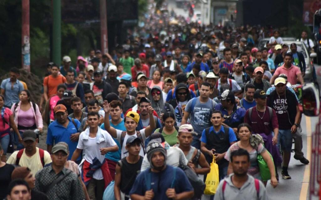 Migrantes a la deriva y expuestos a la pandemia en México