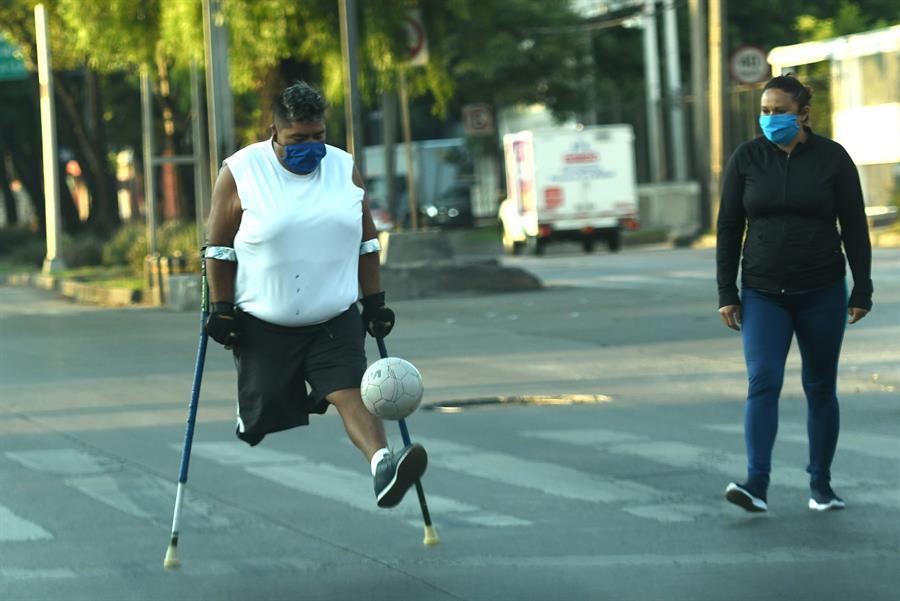 ONU denuncia que los discapacitados son los más afectados por la pandemia