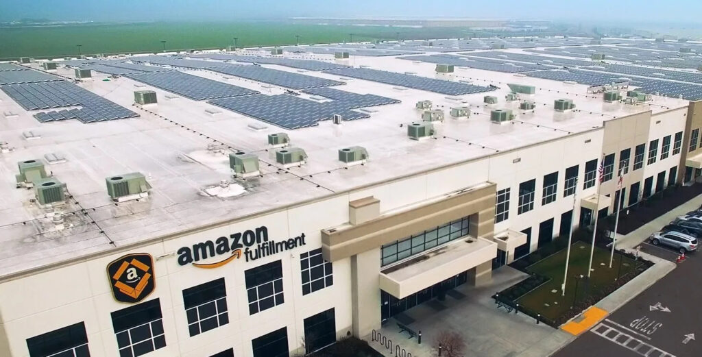 Sindicatos cargan contra Amazon tras la muerte de un empleado por COVID-19
