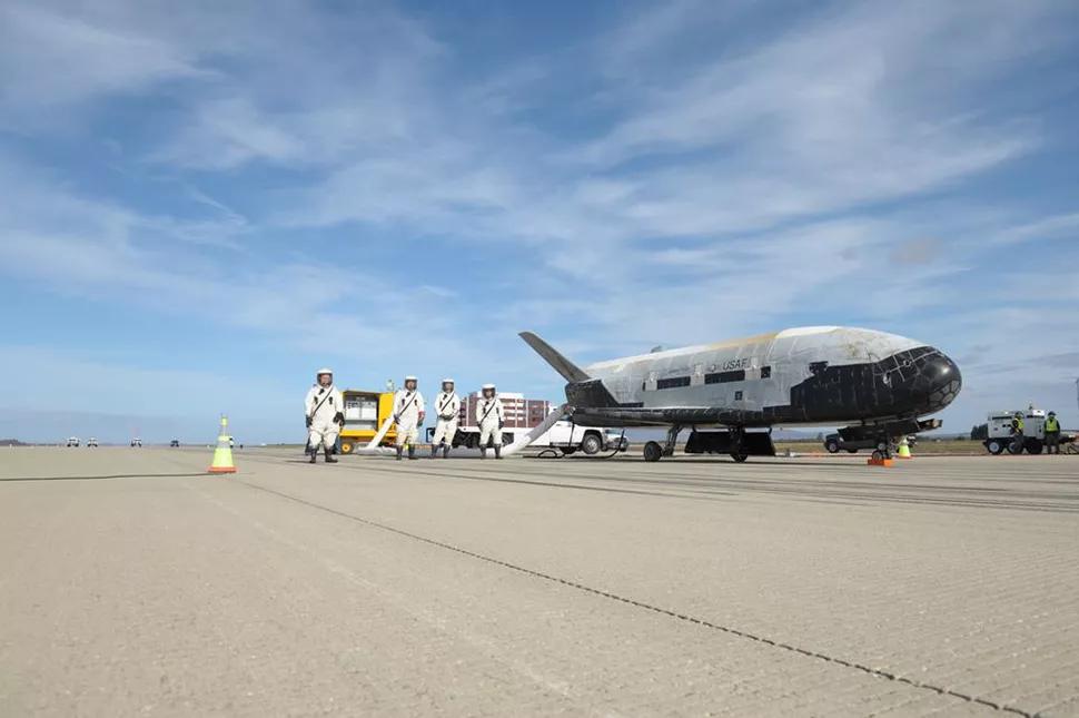 Vehículo espacial reutilizable X-37B tendrá otra misión