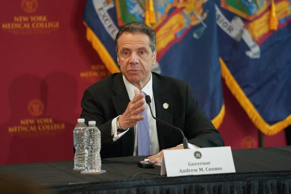 Nueva York supera las 25.000 muertes por coronavirus pese a ir a la baja