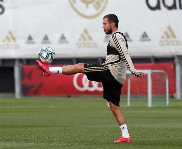 Real Madrid entra en una nueva fase de entrenamiento