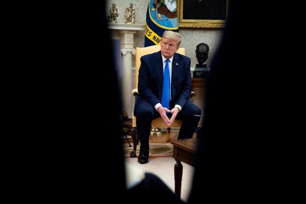 Trump da negativo por coronavirus tras el contagio de un asistente personal