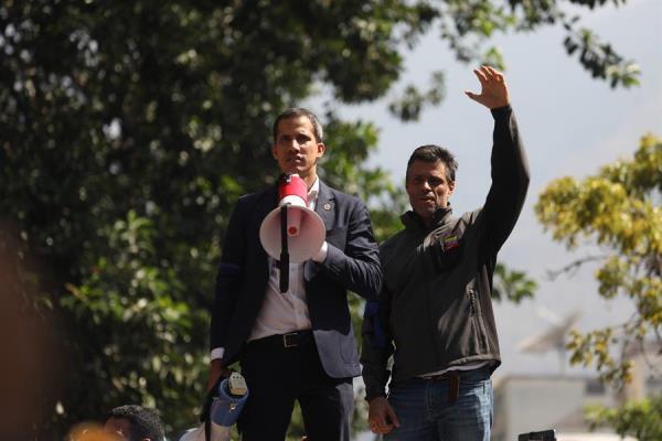 Fiscalía pide al Supremo declarar organización criminal al partido de Guaidó