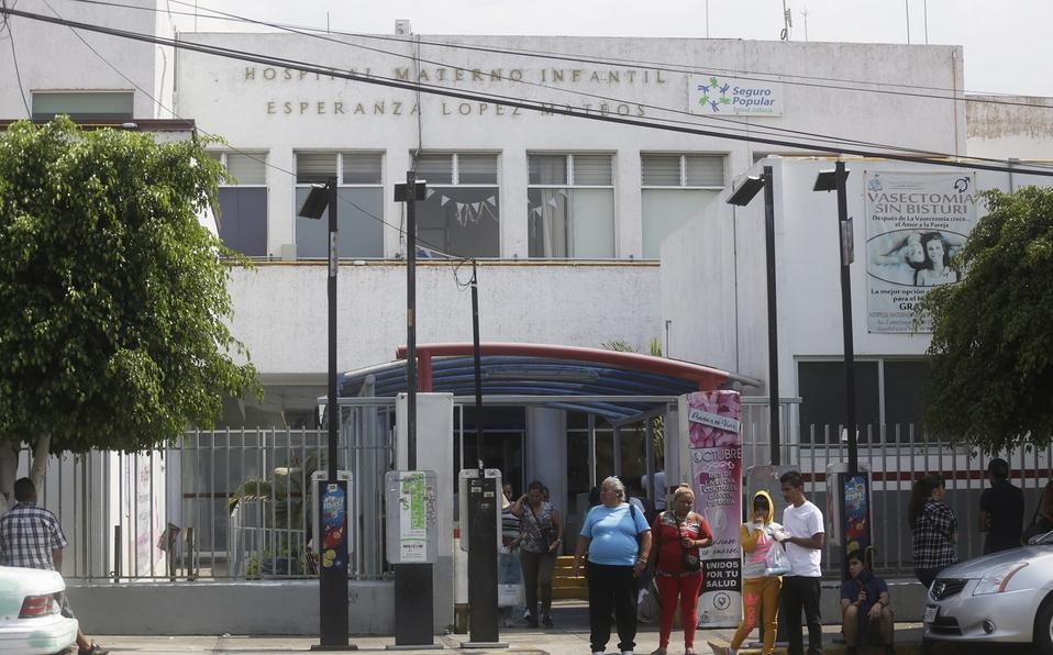Autoridades registran brote de COVID-19 en materno infantil